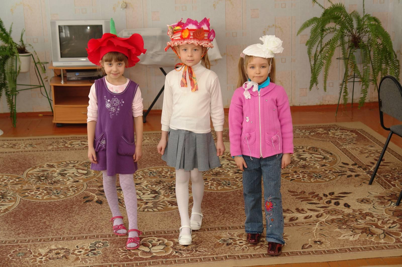 Как сделать шляпу на конкурс в Детский сад своими руками? 99